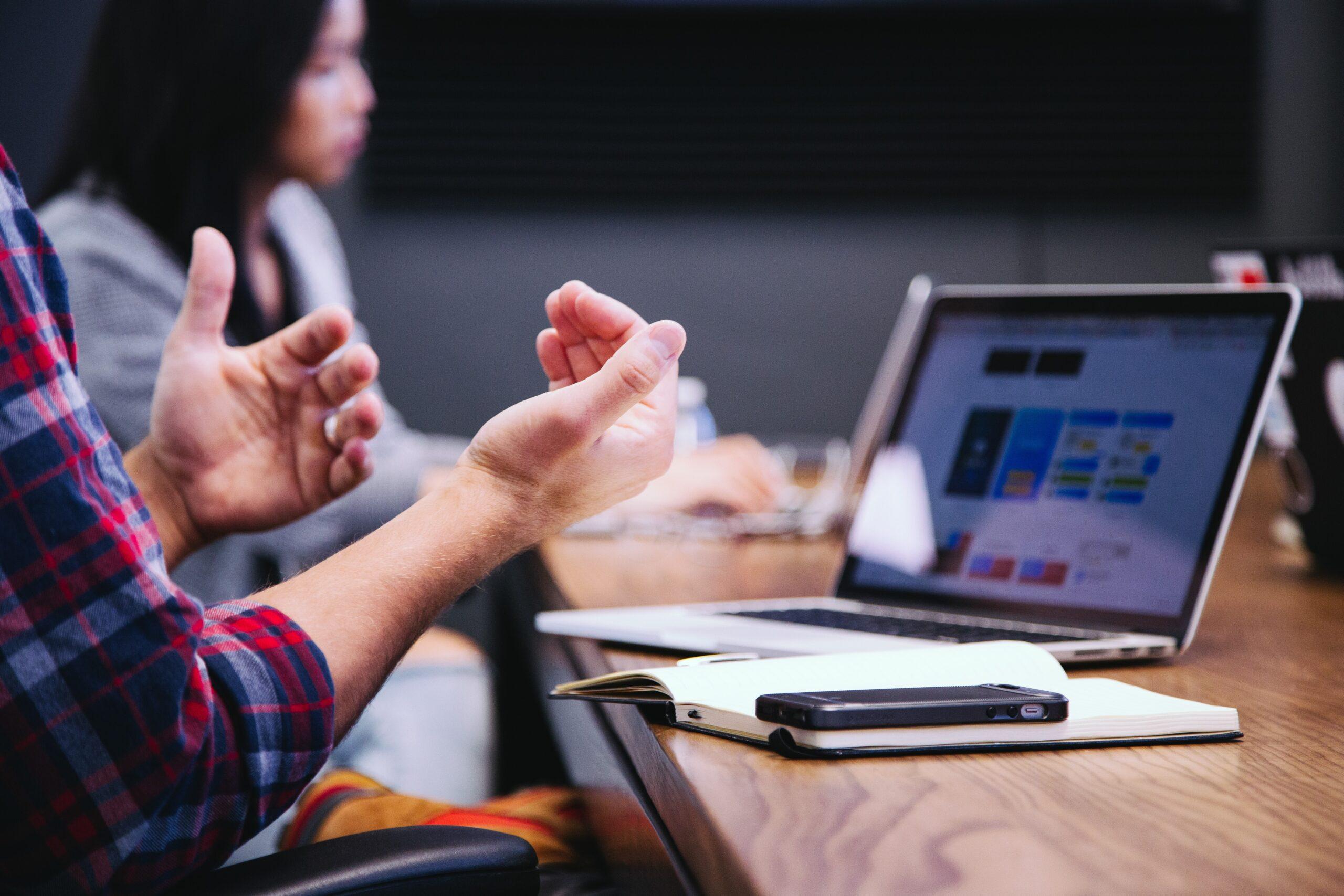 2. Online Beetroot Business Talk: «Ready für den hybriden Arbeitsplatz»